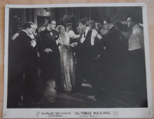 Three Maxims/Show Goes On, Gaumont British Pictures Still, Anna Neagle, '38 (c)